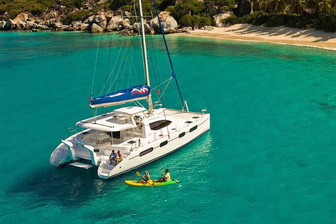 Voilier de location de Sunsail - The Moorings