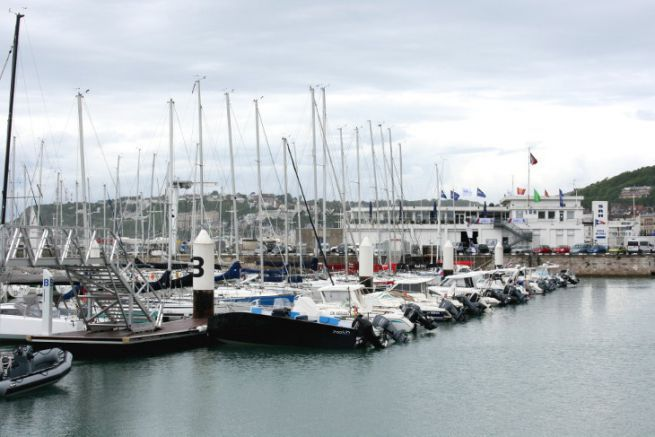 Le port de plaisance du Havre équipé de R-Marina