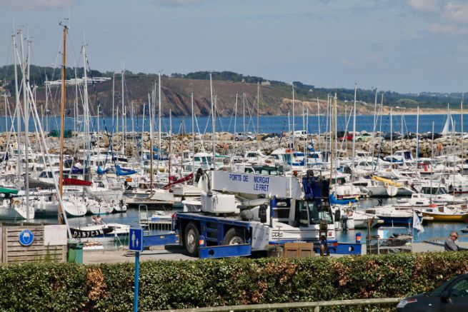 Port de plaisance de Morgat
