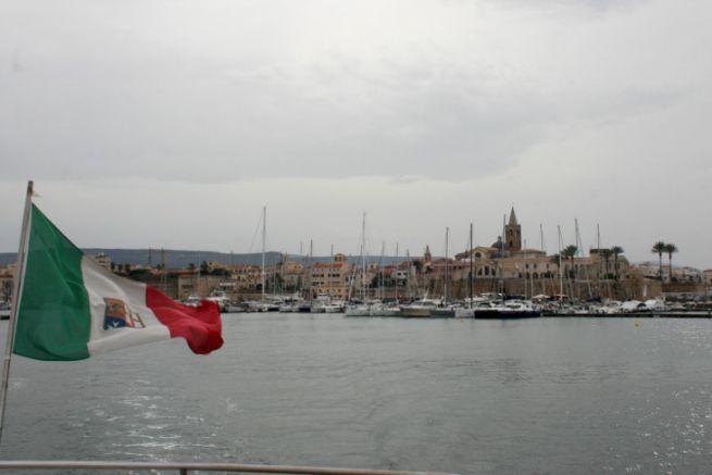 Port de plaisance d'Alghero