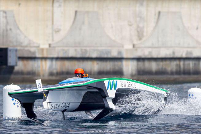 Il n'y aura pas de navigation pour le Monaco Solar and Energy Boat Challenge 2020