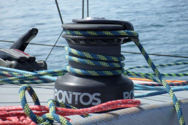 Les winchs Pontos, rachetés par Karver