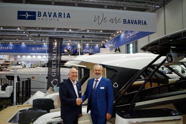 Bavaria Yachts reprend les bateaux hors-bord Greenline Neo