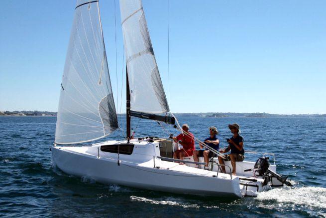 Les voiliers Seascape sont passés dans le giron du groupe Bénéteau en 2018