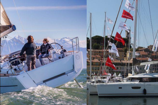 Vers un rapprochement entre Dufour Yachts et Fountaine-Pajot