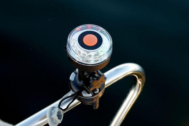 Feu de navigation LED autonome Navisafe