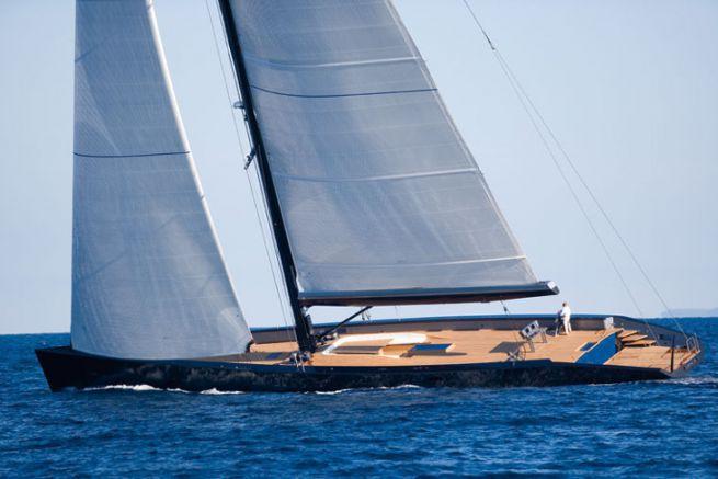 Wally Esense, voilier de 43.7 m construit en 2006