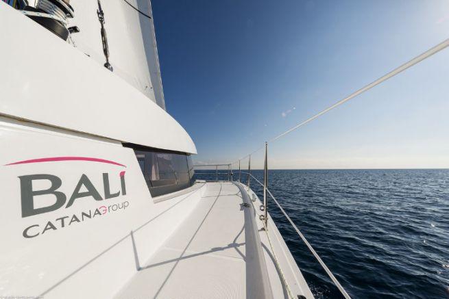 La marque Bali Catamarans, moteur du groupe Catana