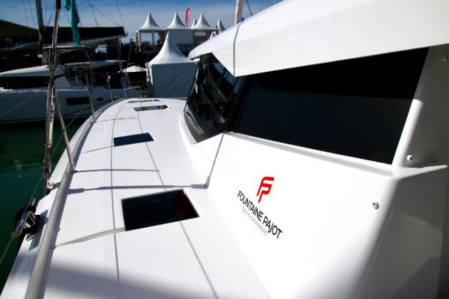 Catamaran Fountaine-Pajot