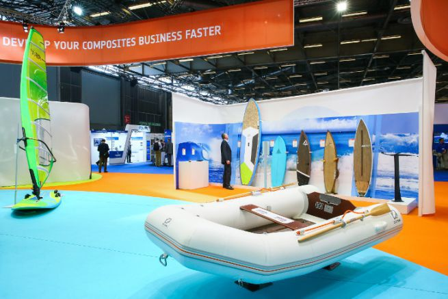JEC World 2016 - Innovation Planet nautisme