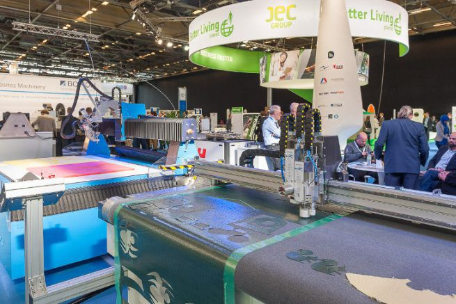 Espace Composites in Action au JEC World 2017