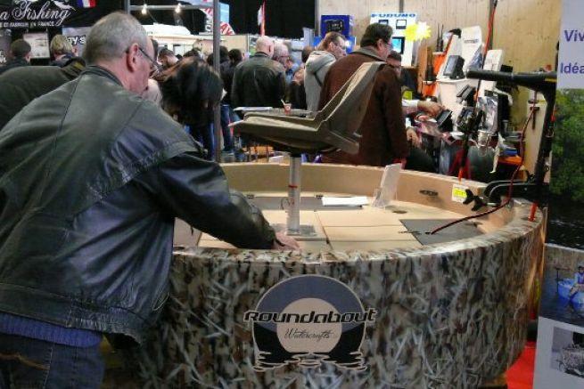 Salon Européen de la Pêche de Nantes 2016