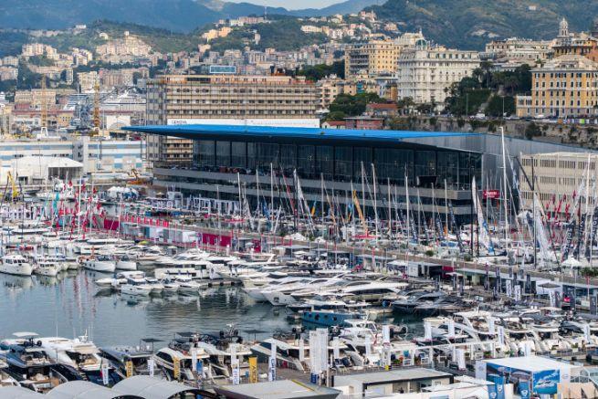 Salon Nautique de Gênes 2018