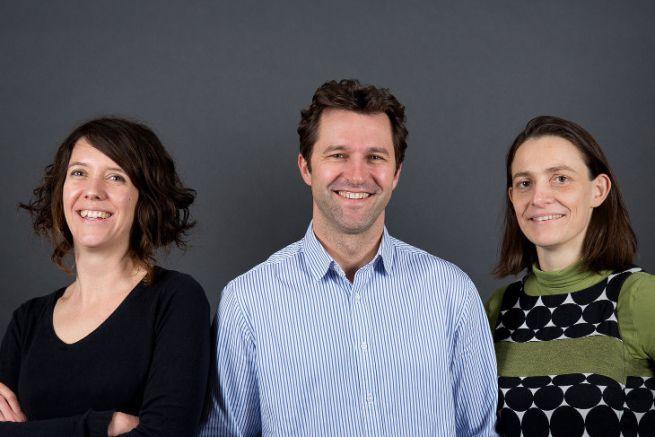 Les fondateurs de SwaveS, lauréat du prix Start-up & Tourisme Nautique