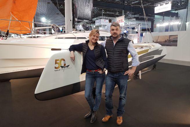 Charlotte et Julien Binard, les nouveaux importateurs français Dragonfly