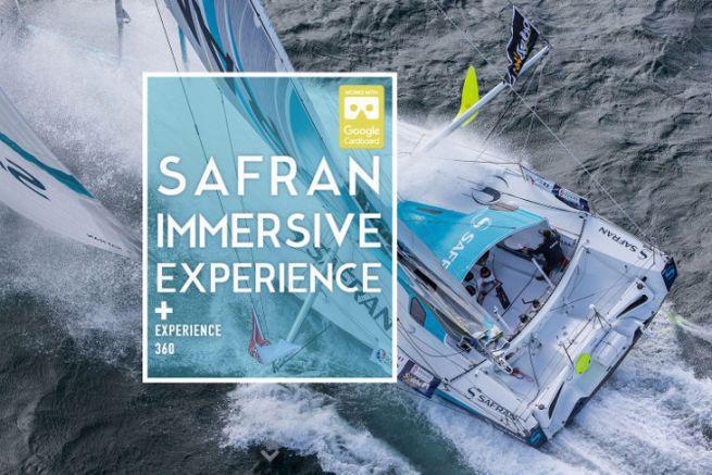 Safran Immersive Experience pour le Vendée Globe