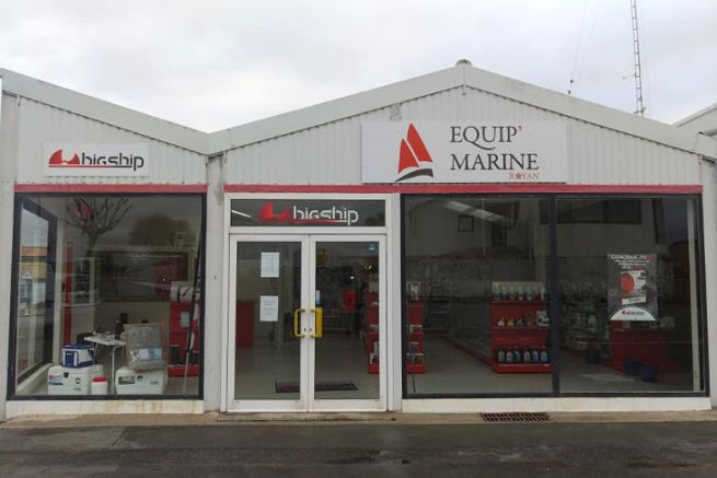 Magasin Bigship de Royan
